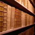 古書の並び