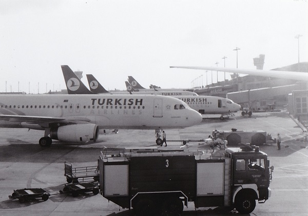 Airport Turkish