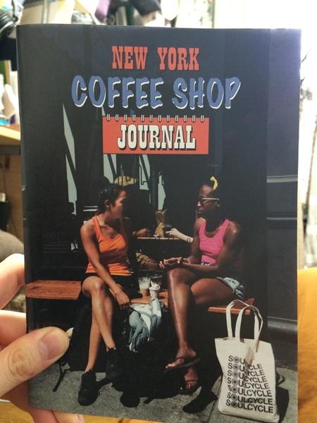 NEWYORK COFFEE SHOP JOURNAL